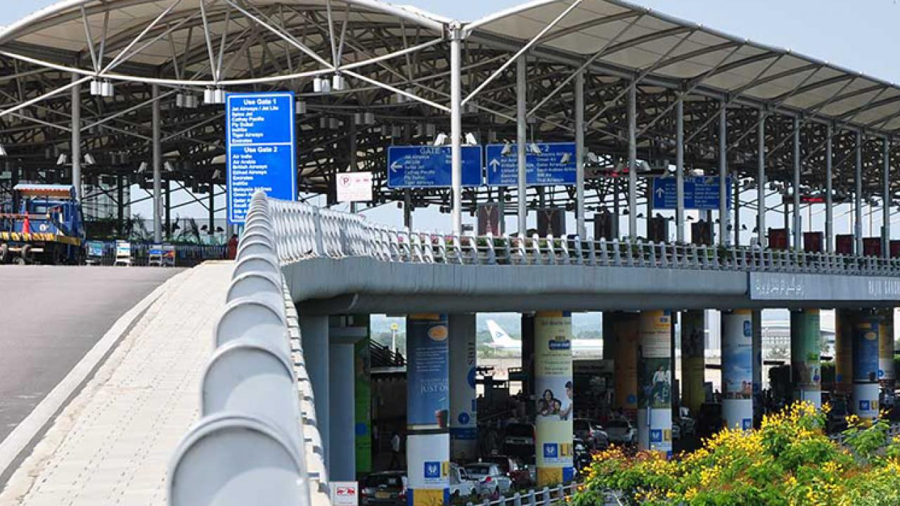 Goa: illegal construction in Mopa airport; demolition order has not yet been carried out