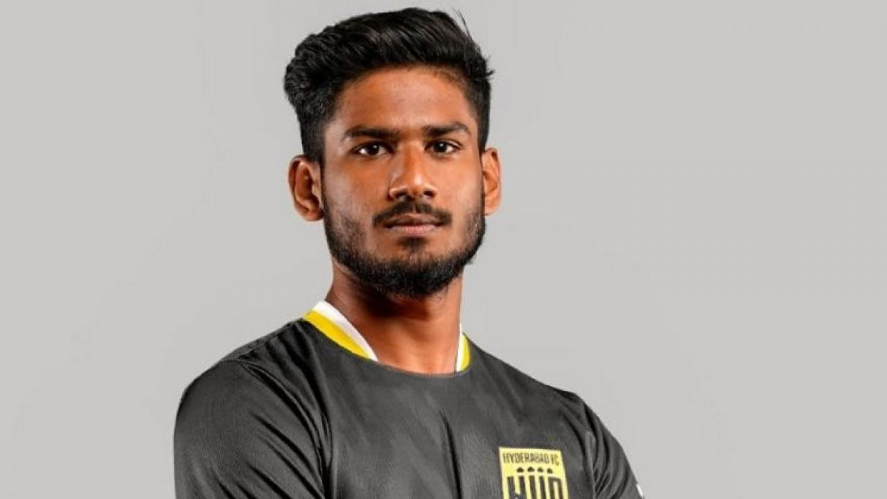 Aren's dream is to make a name for himself in the Hyderabad team