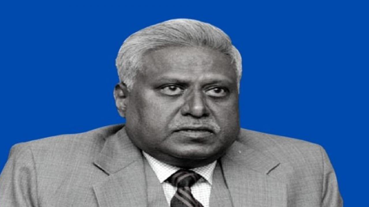 Former CBI Director Ranjit Sinha dies due to corona