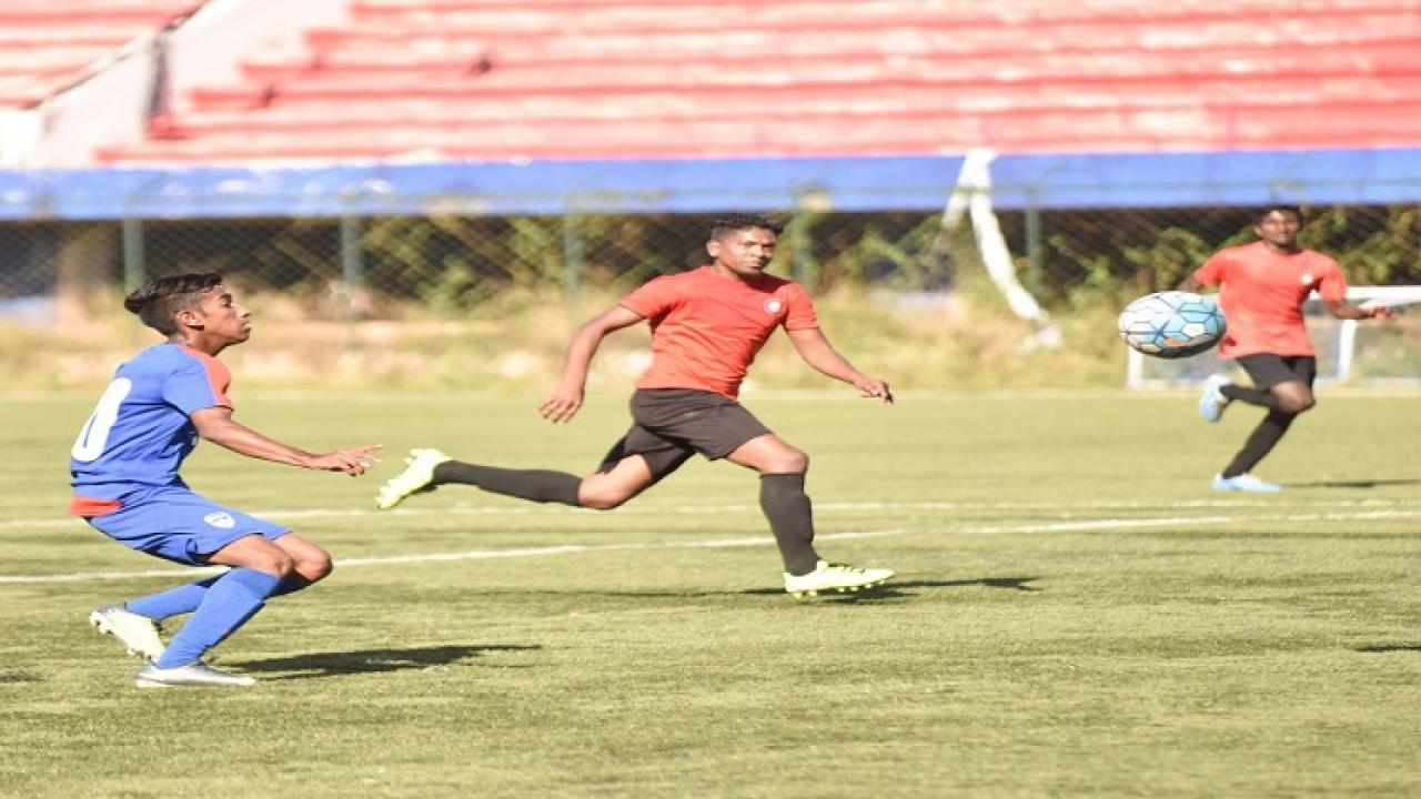 Amay Mojarkar will be playing from Banglore FC in the upcoming ISL