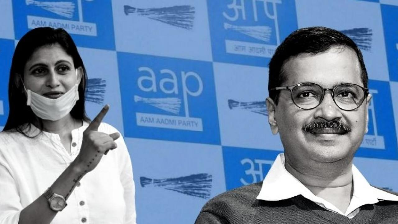 mage courtesy of Coutinho Kejriwals visit