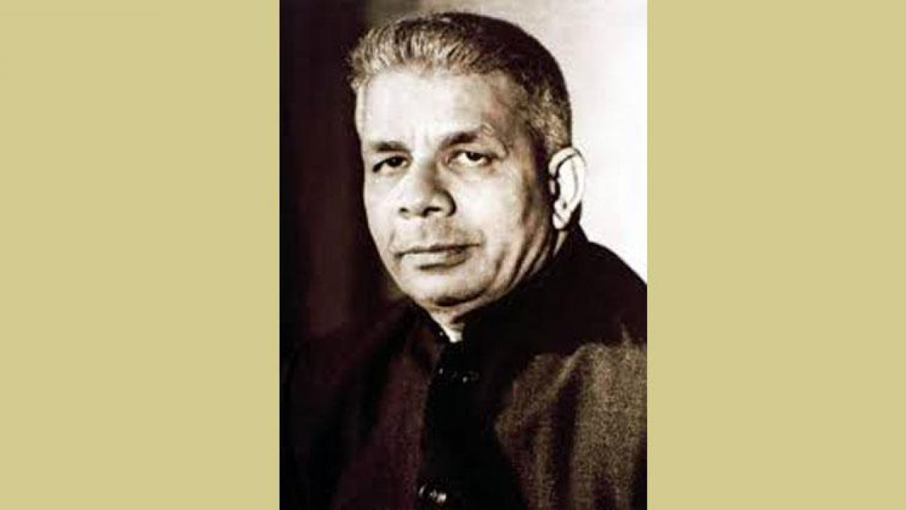 The first government in Goa was established today in 1963 Bhausaheb Bandodkar was the first Chief Minister of Goa