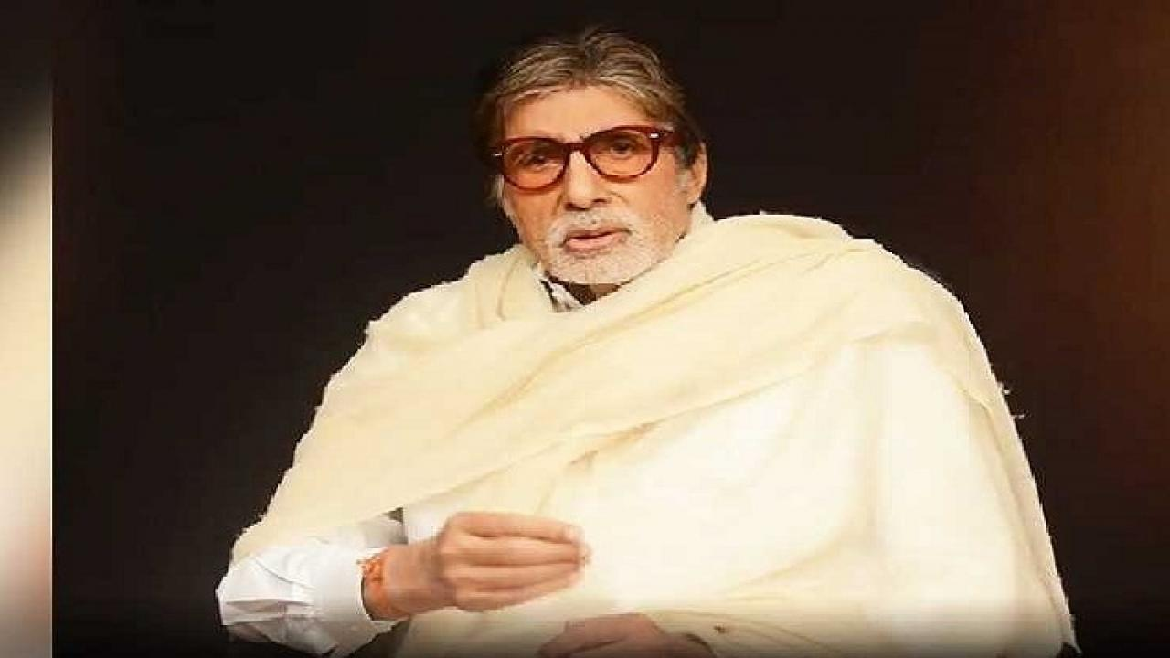 Why did Big B return from Ladakh immediately