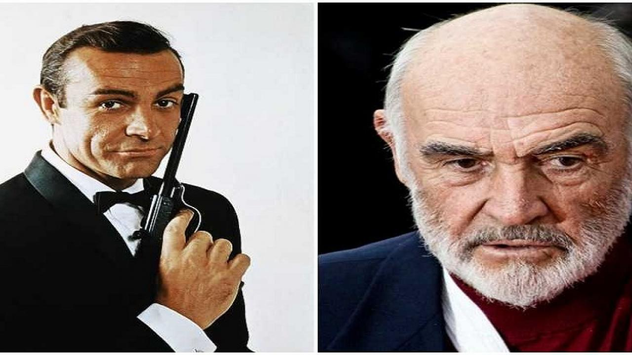 James Bond star Sean Connery dies at 90