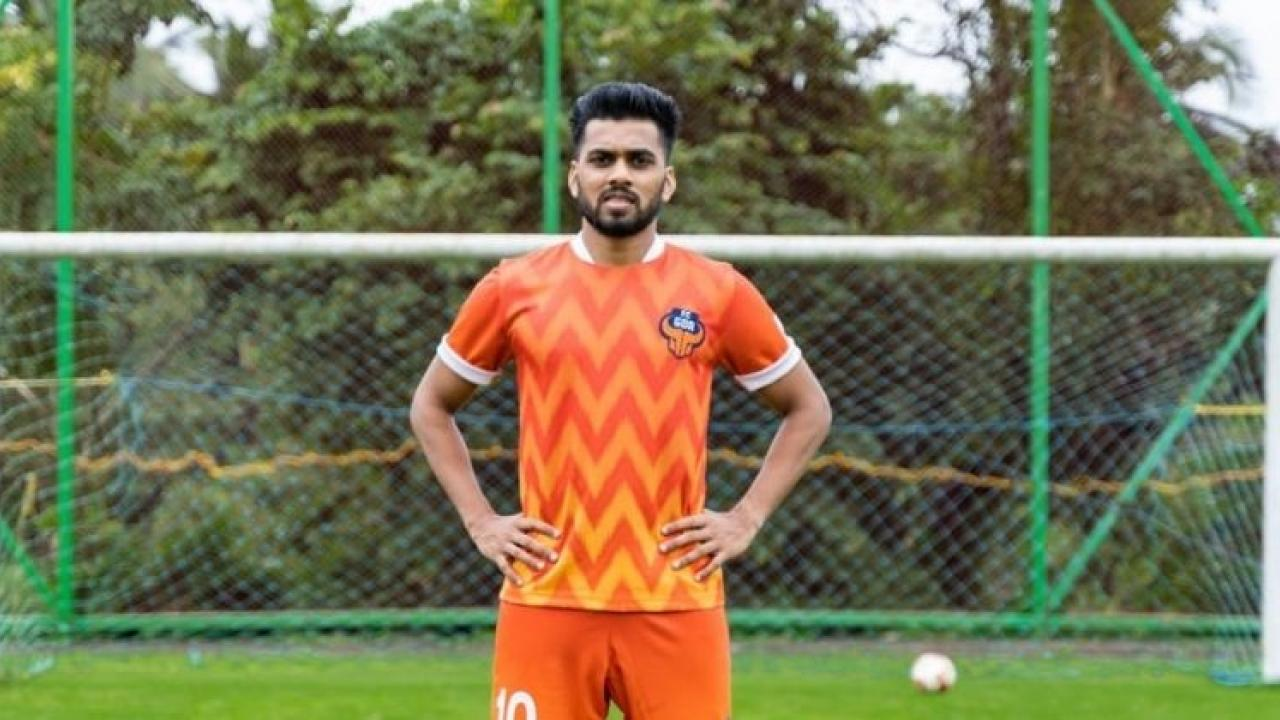 ISL 2020 21 FC Goa believes in Brandon