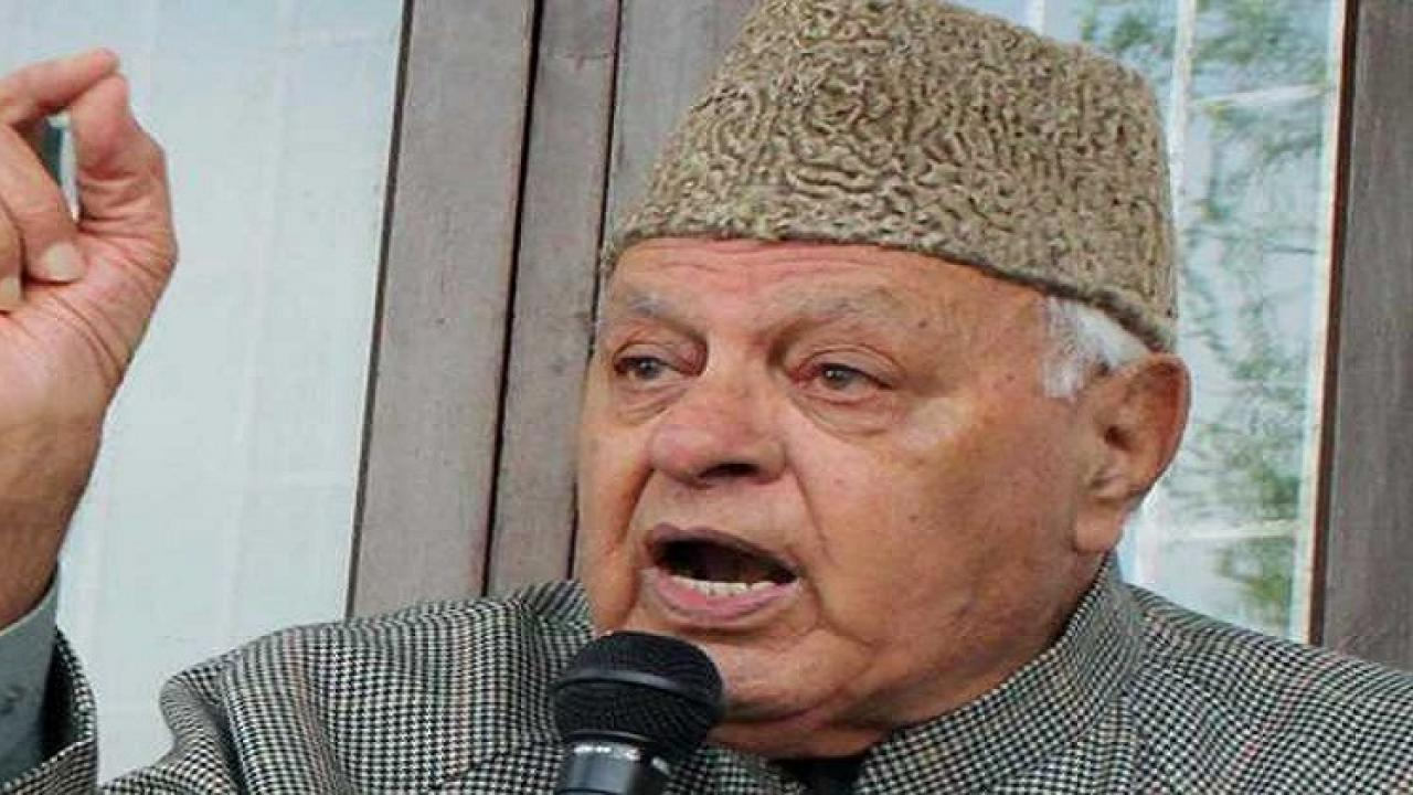 Name of Sister of Farooq Khan among the beneficiaries of land under Roshni Act
