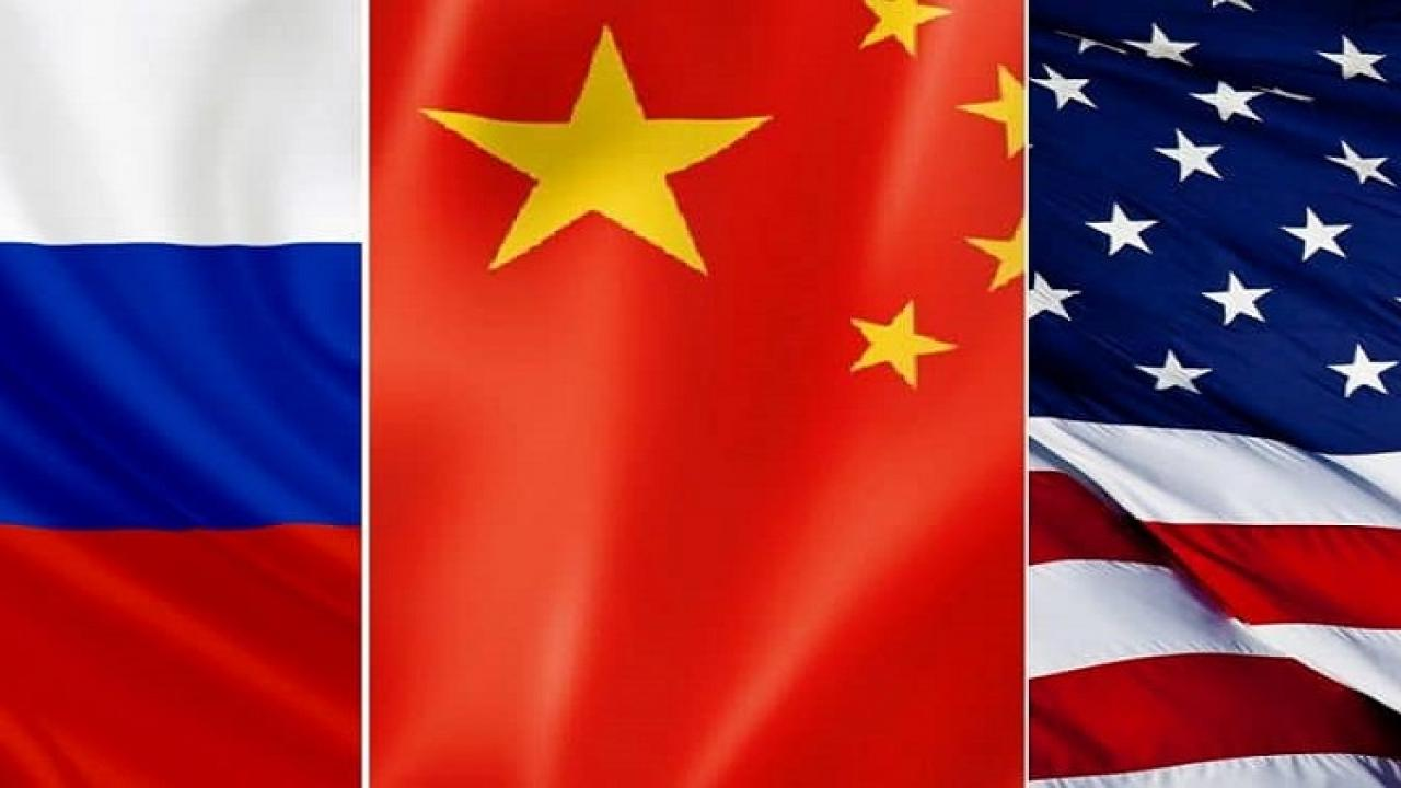 US sanctions on Chinese Russian companies