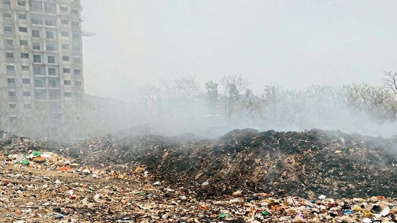 Resolution to take possession of the land in Bayangini for dumping garbage is approved