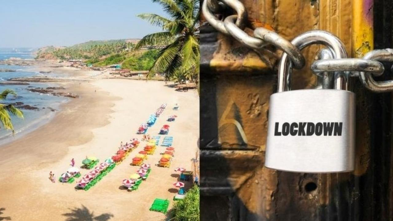 goa lockdown?