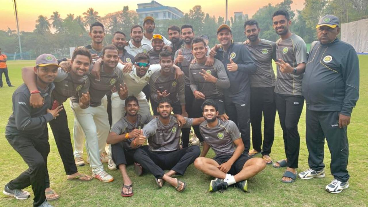 goa ranji cricket team