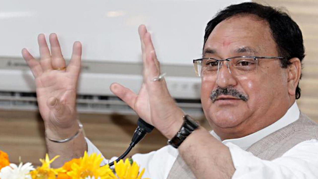 The Home Ministry has demanded an explanation for the attack on the convoy of J P Nadda