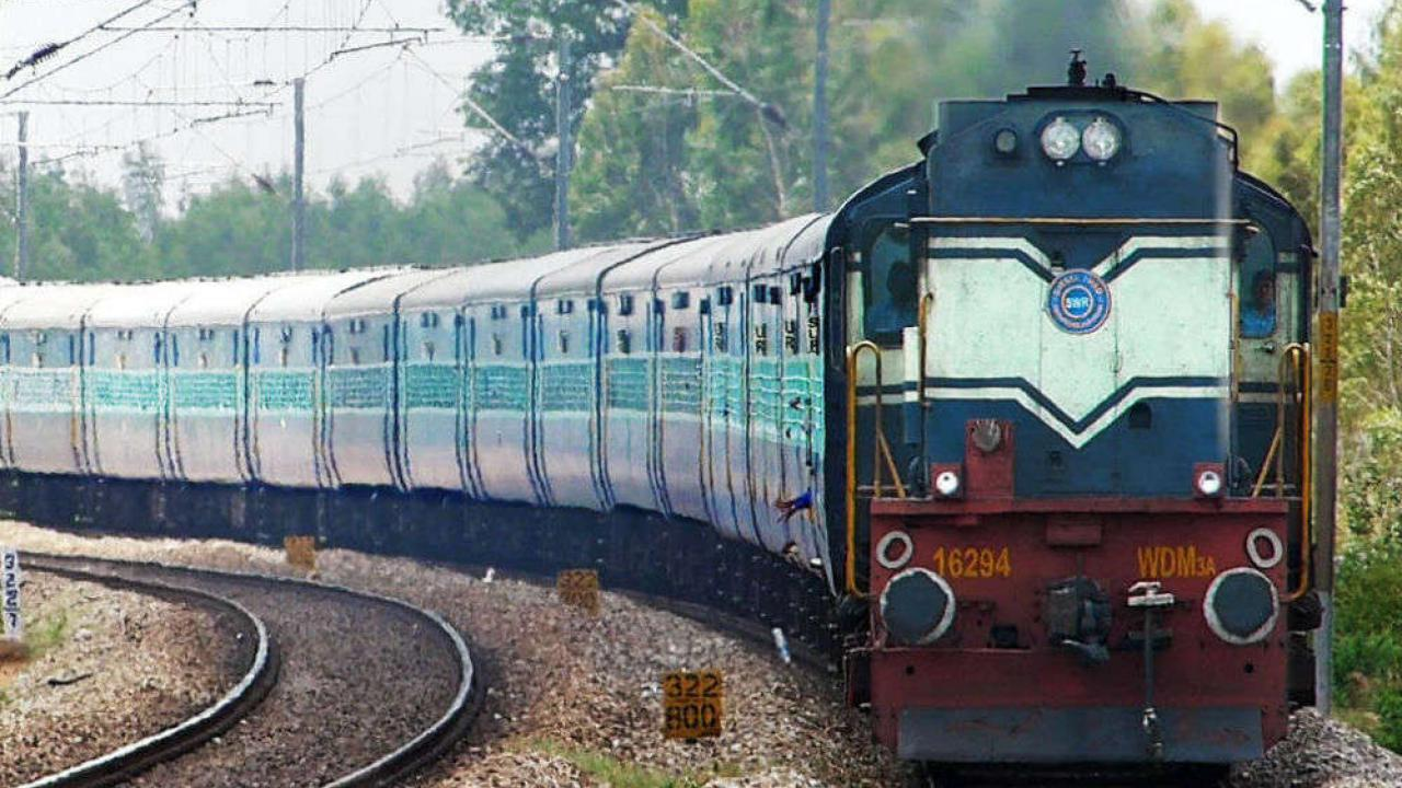 Indian Railways focuses on infrastructure development during the year 2019-20
