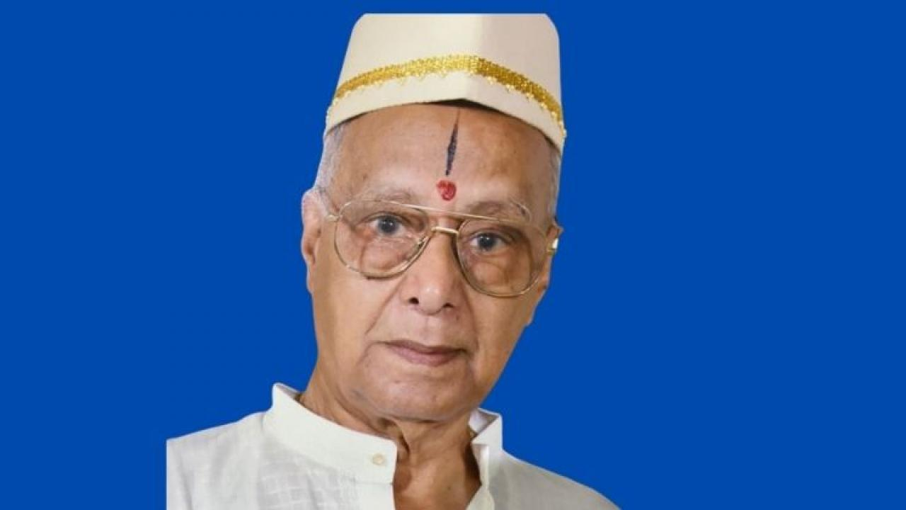 Madgaon Vitthaldas Pai Kakode passed away