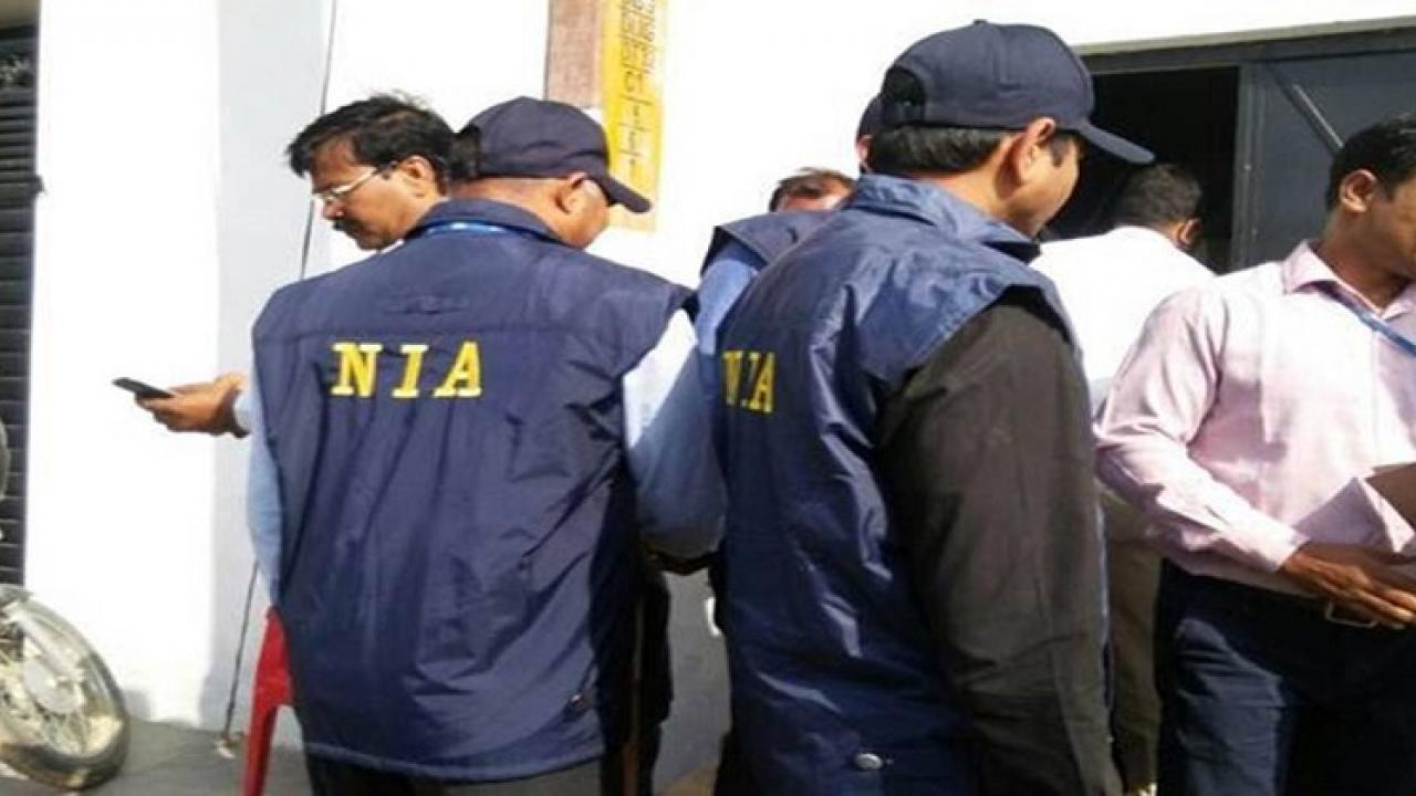 NIA raids at five places in Kerala