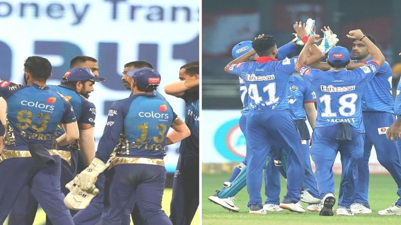 Mumbai Indians to play against Delhi capitals in the first match of playoffs