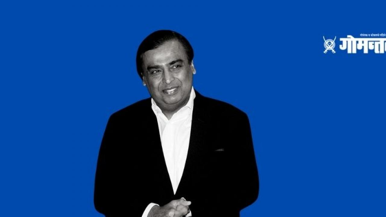 Mukesh Ambani is once again the richest man in Asia
