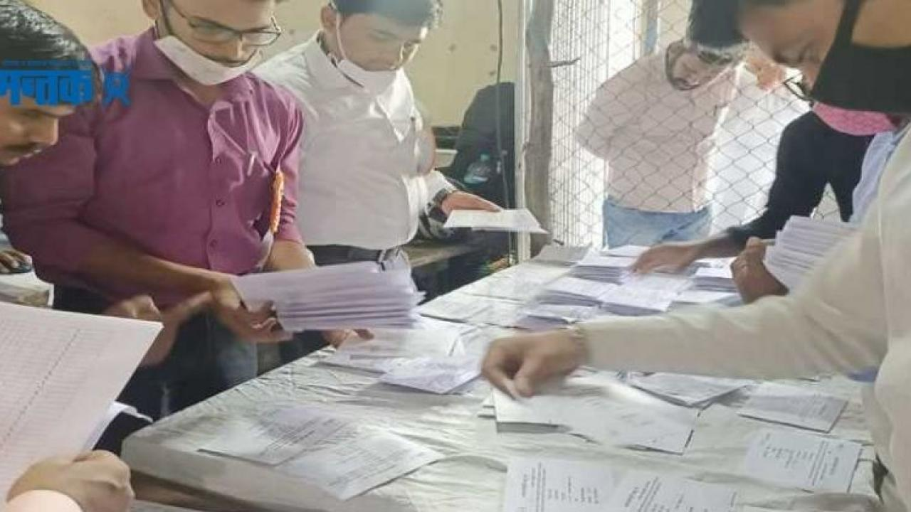 Counting of votes of Gram Panchayats in the state today