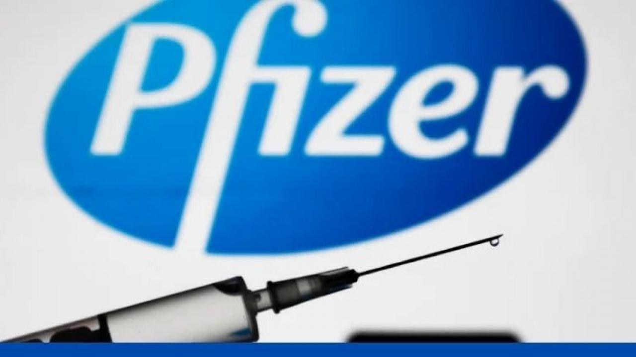 The US company Pfizer imposed a condition on India from supplying vaccines