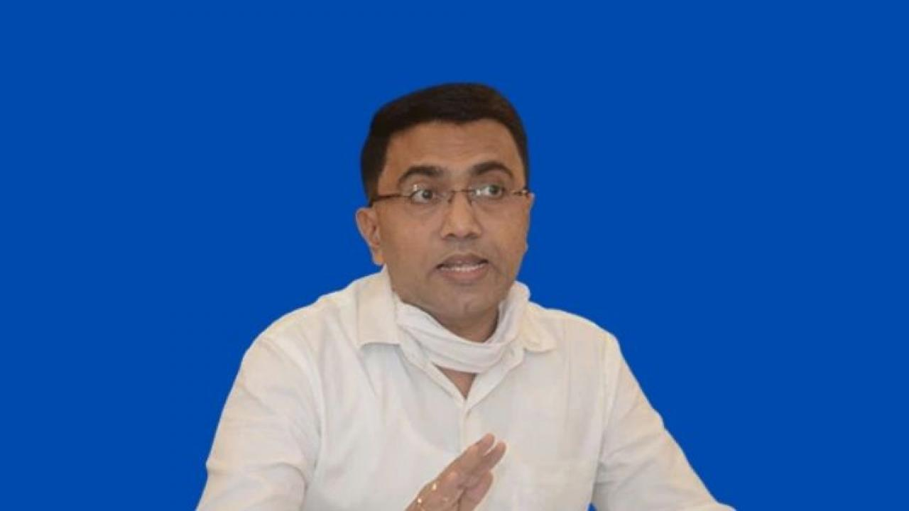 Is the Central Government dissatisfied with the work of the Goa Government?