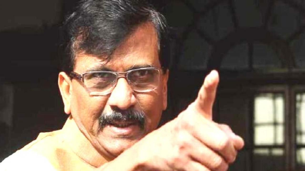 BJP is using Enforcement Directorate to fall Mahavikas Aghadi Government in Maharshtra said Shivsena M P Sanjay Raut in press conference today