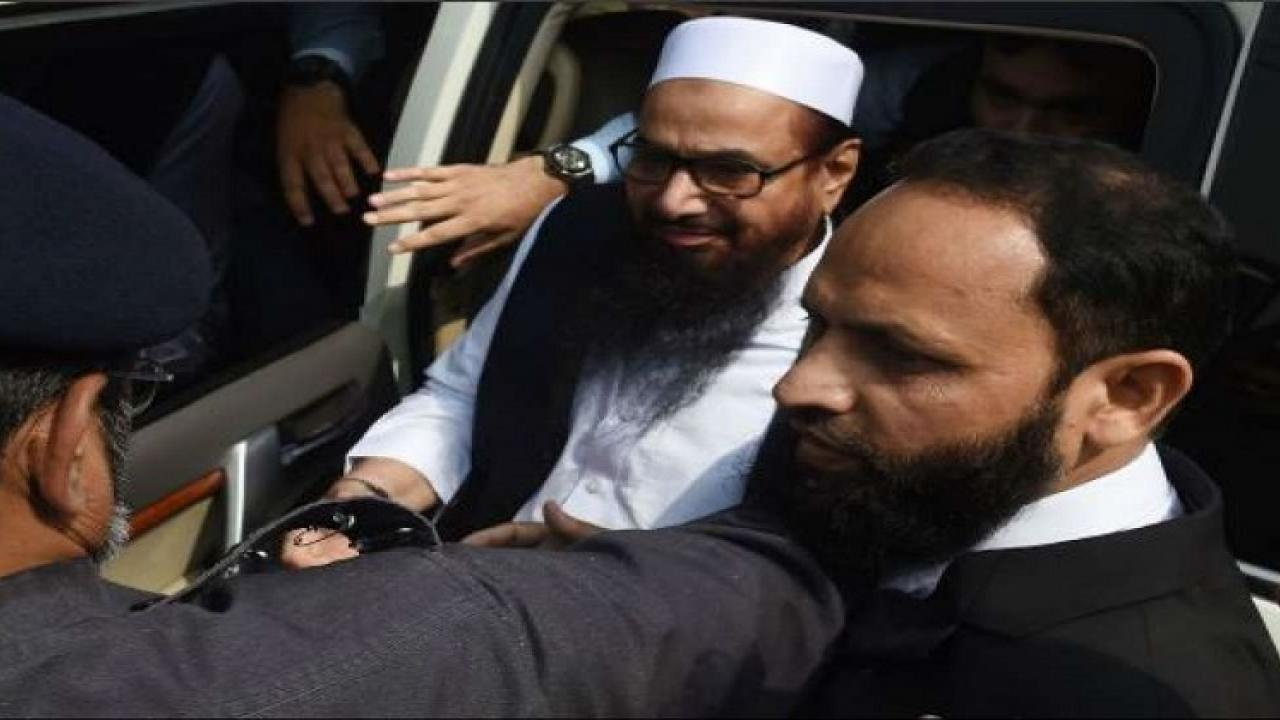 Hafiz Saeed has been released from jail and moved home