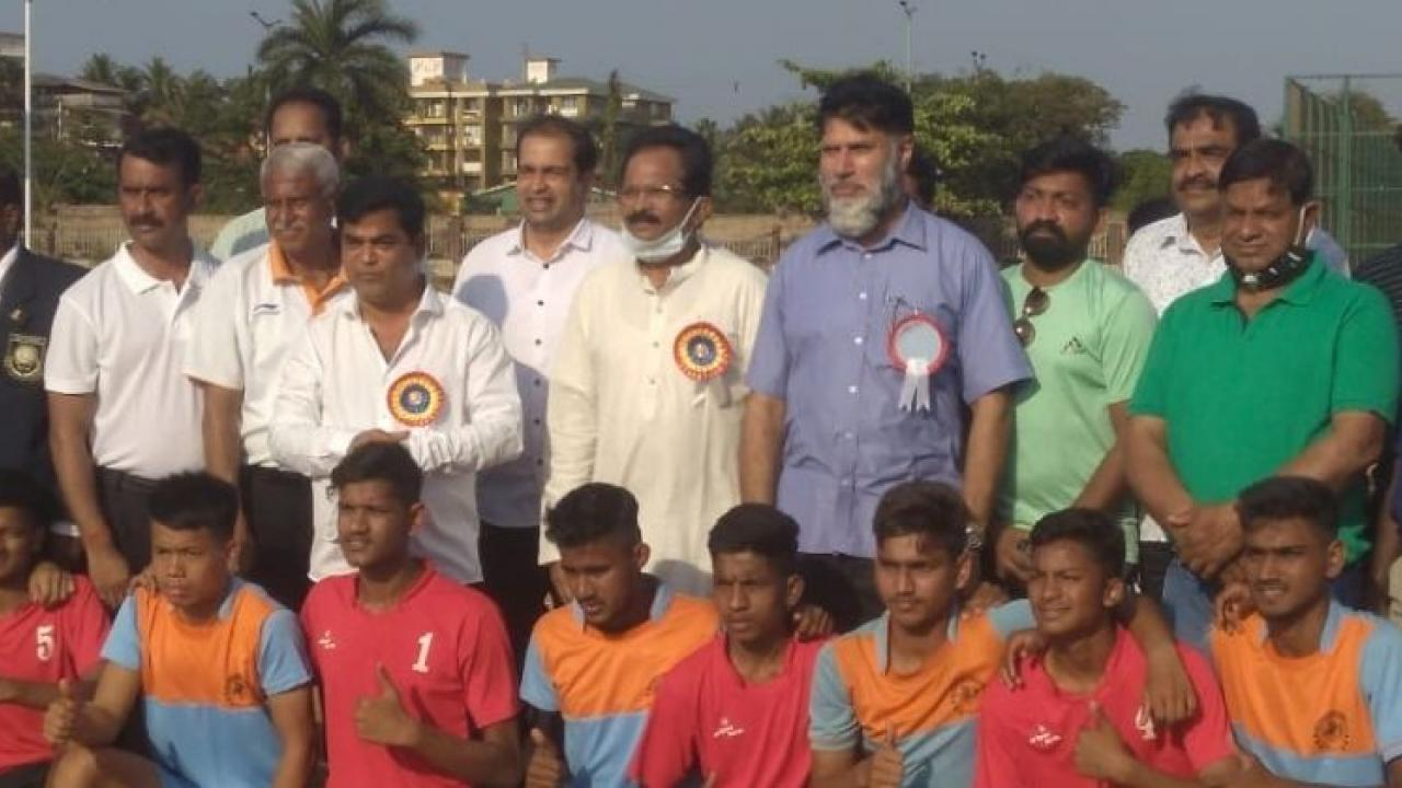Goa Goas double crown in the boys group at the Sepakatkaro Junior National Championship