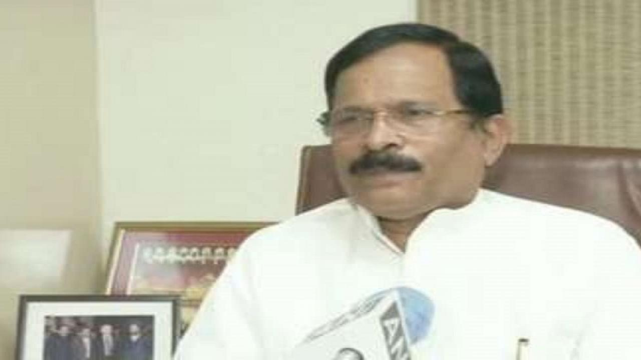 union minister shripad naik to join office from monday after recovering from covid19
