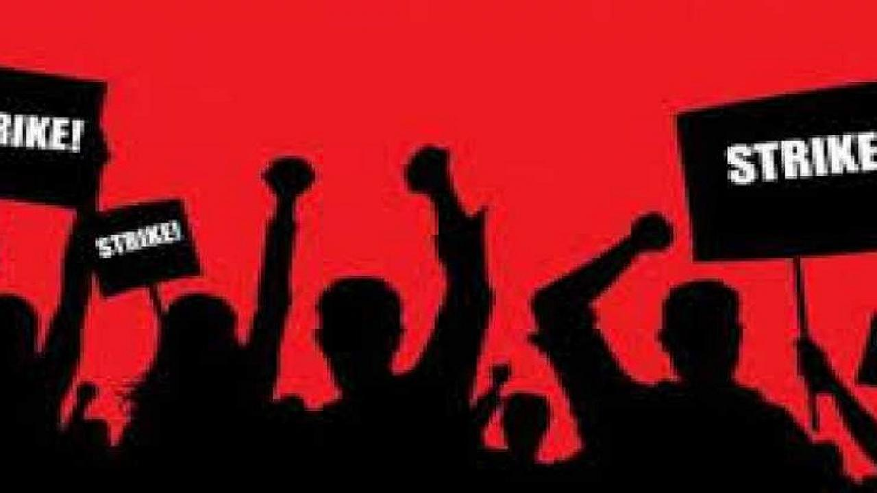 25 crore workers had participated in nationwide strike yesterday