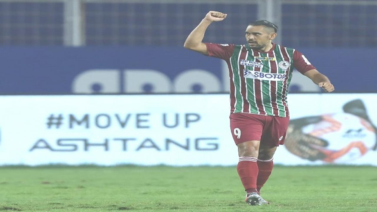ATK Mohun Bagan beats Bangalore FC by 0-1 goals in Indian Super league 2020 match played at Fatorda