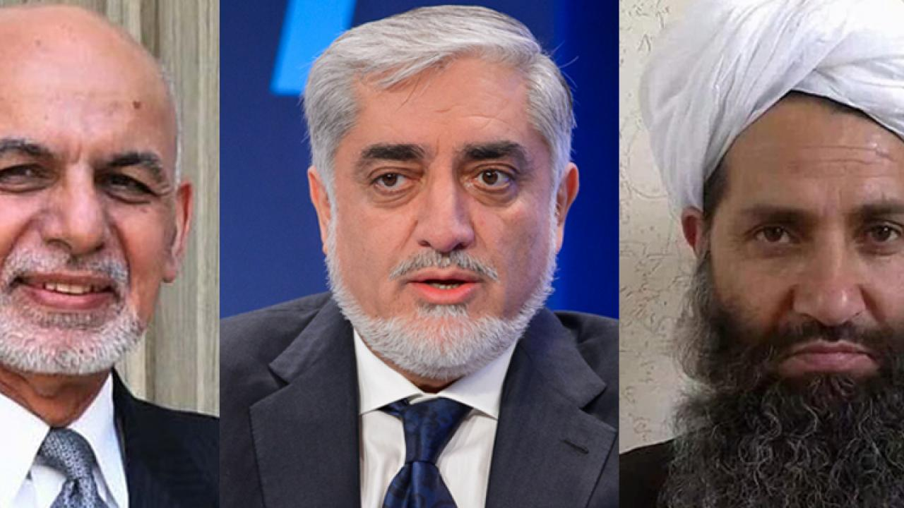 Afghanistan appointed negotiating team for peace deal with Taliban