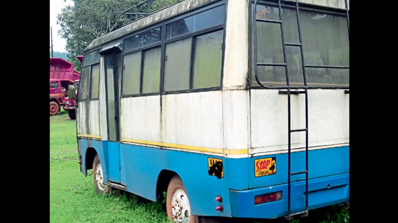 Where is the tax exemption scheme for bus drivers