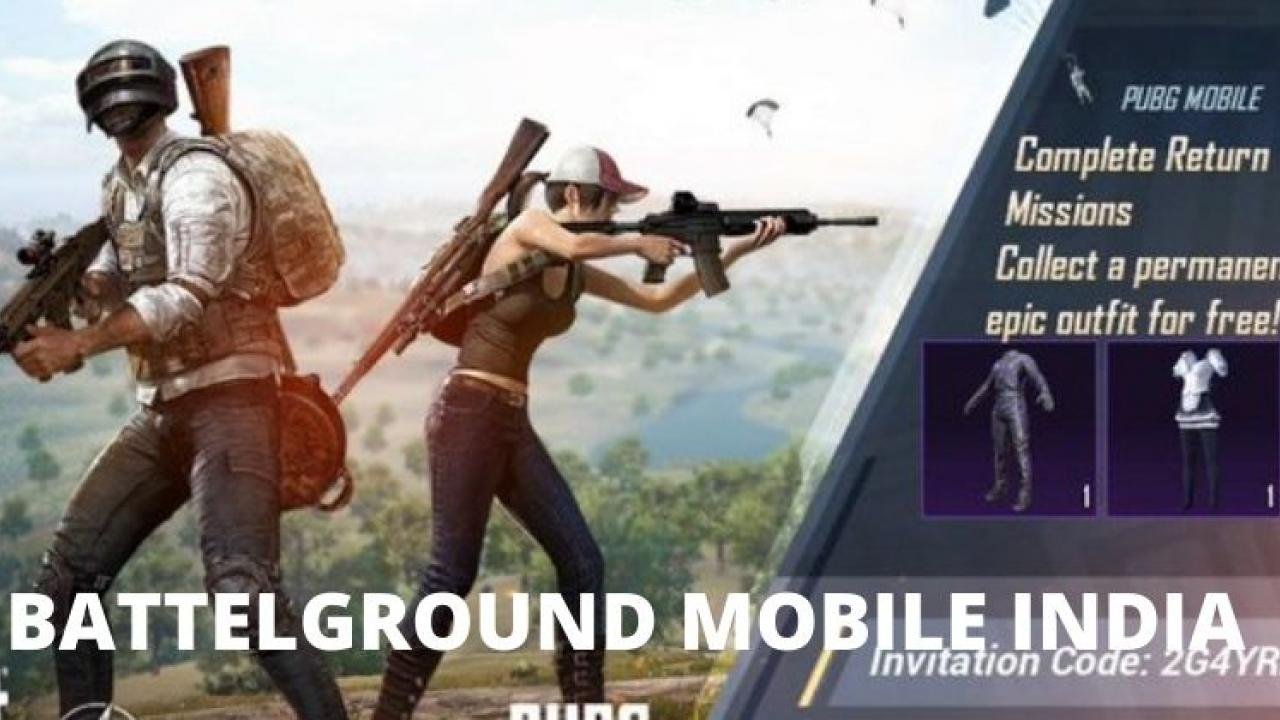 PUBG is back in India how to do pre registration of Battlegrounds Mobile India