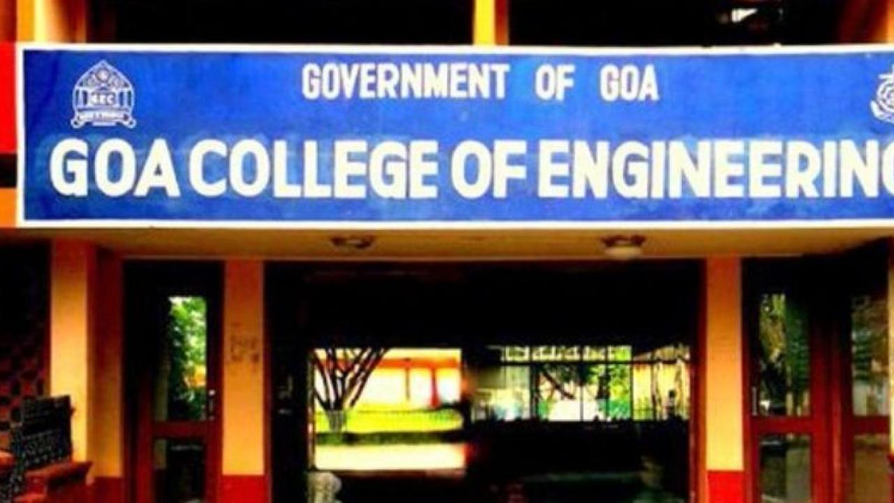 Goa that there has never been a proposal before the Government to shift Goa Engineering College
