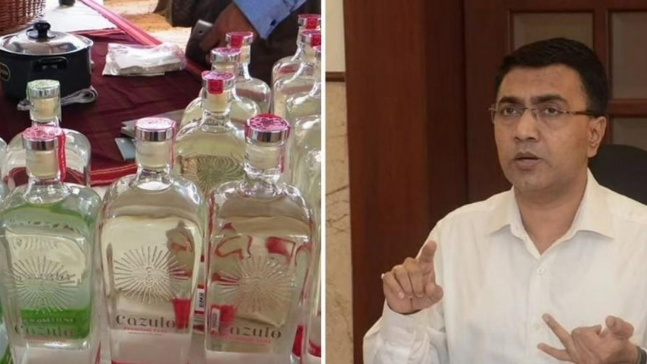 Goa Budget 2021 Chief Minister Pramod Sawant said a new Feni policy will be announced soon In Goa