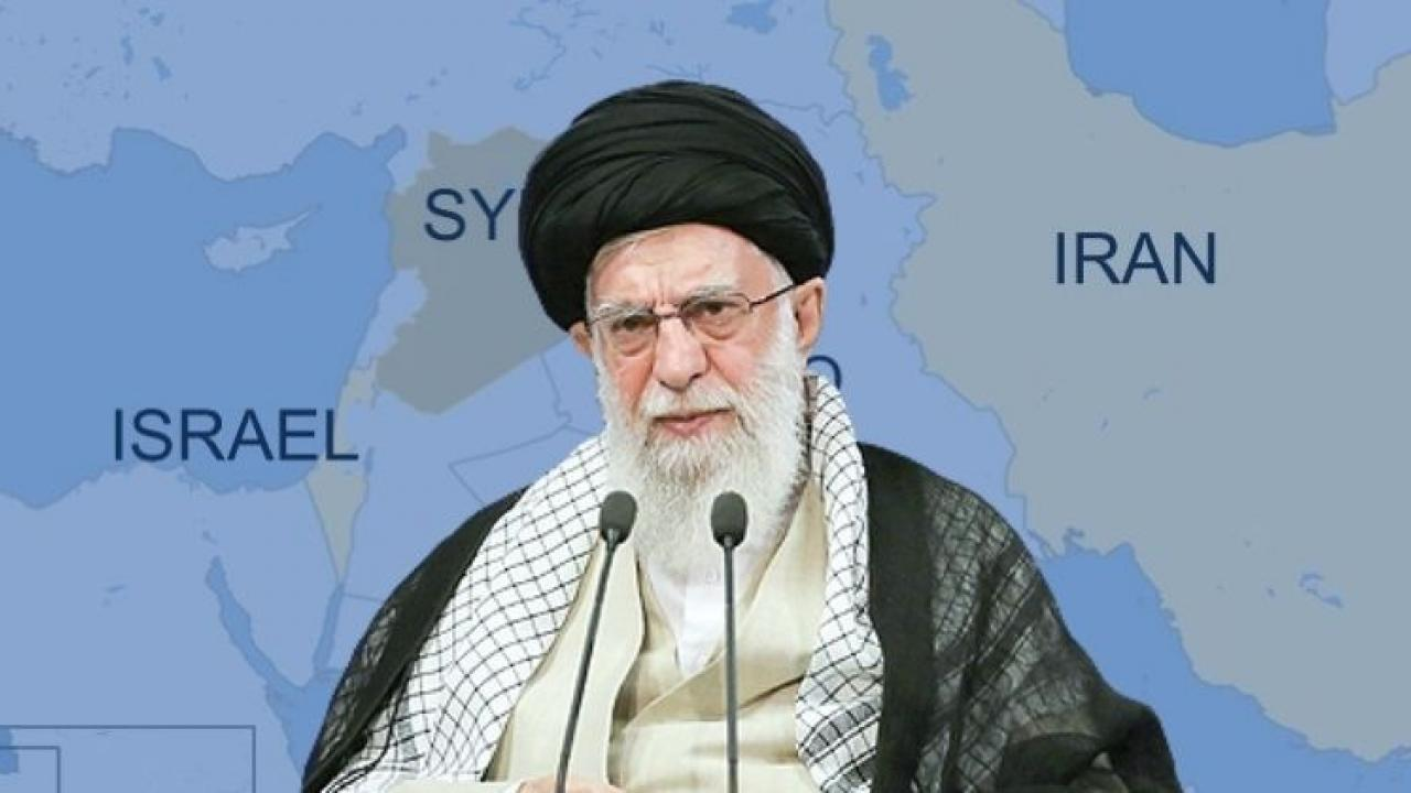 Ayatollah Khomeini has said that Israel is not a country but a base camp for terrorists.