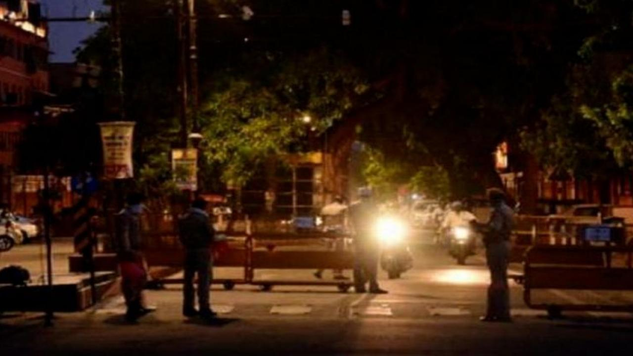 Violation of night curfew rules in Goa Hotspots declared in Harmal area