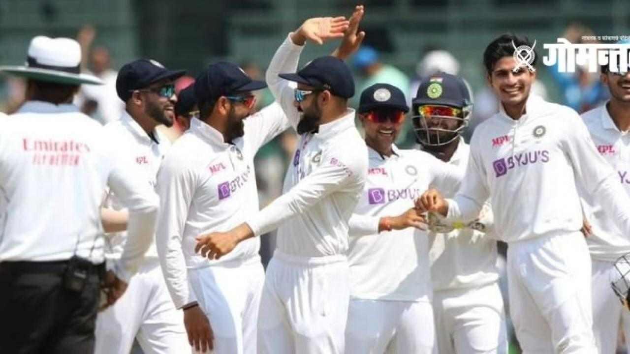 IndvsEng second test match