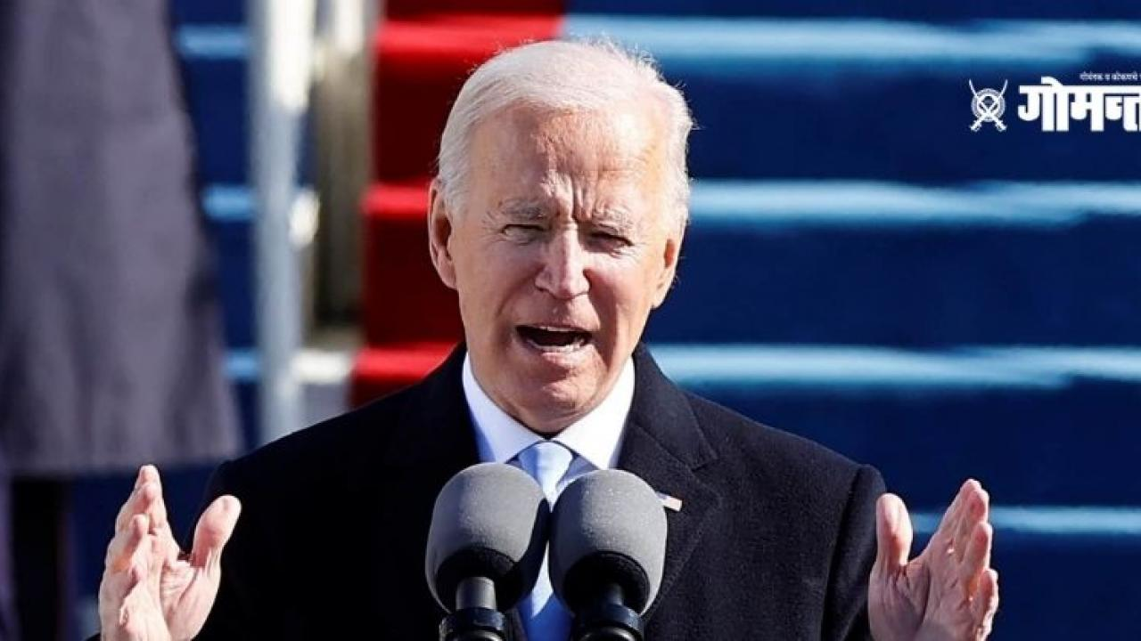 Joe Biden took important decisions about  Paris Environmental Agreement