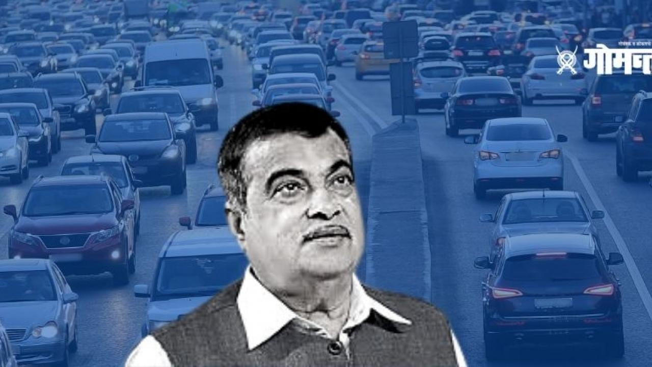 Transport Minister Nitin Gadkari has approved a proposal to impose a green tax on polluting old vehicles