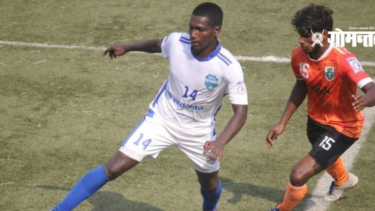 Self goal helped Sporting win A single point against Seza Academy for the first dra