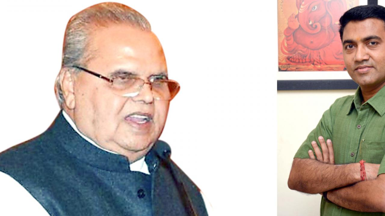 Be vocal in agricultural production says Governor Satyapal Malik