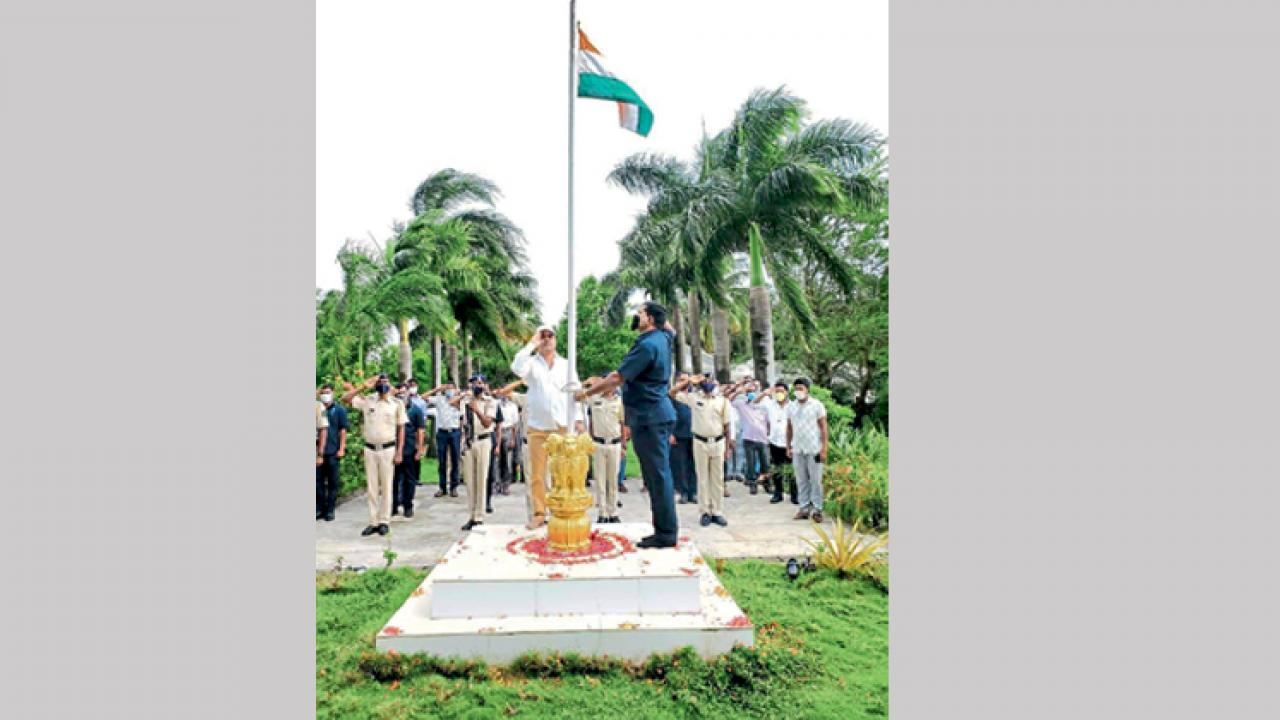 Dream of making Goa an agricultural state says Deputy Chief Minister Kavalekar