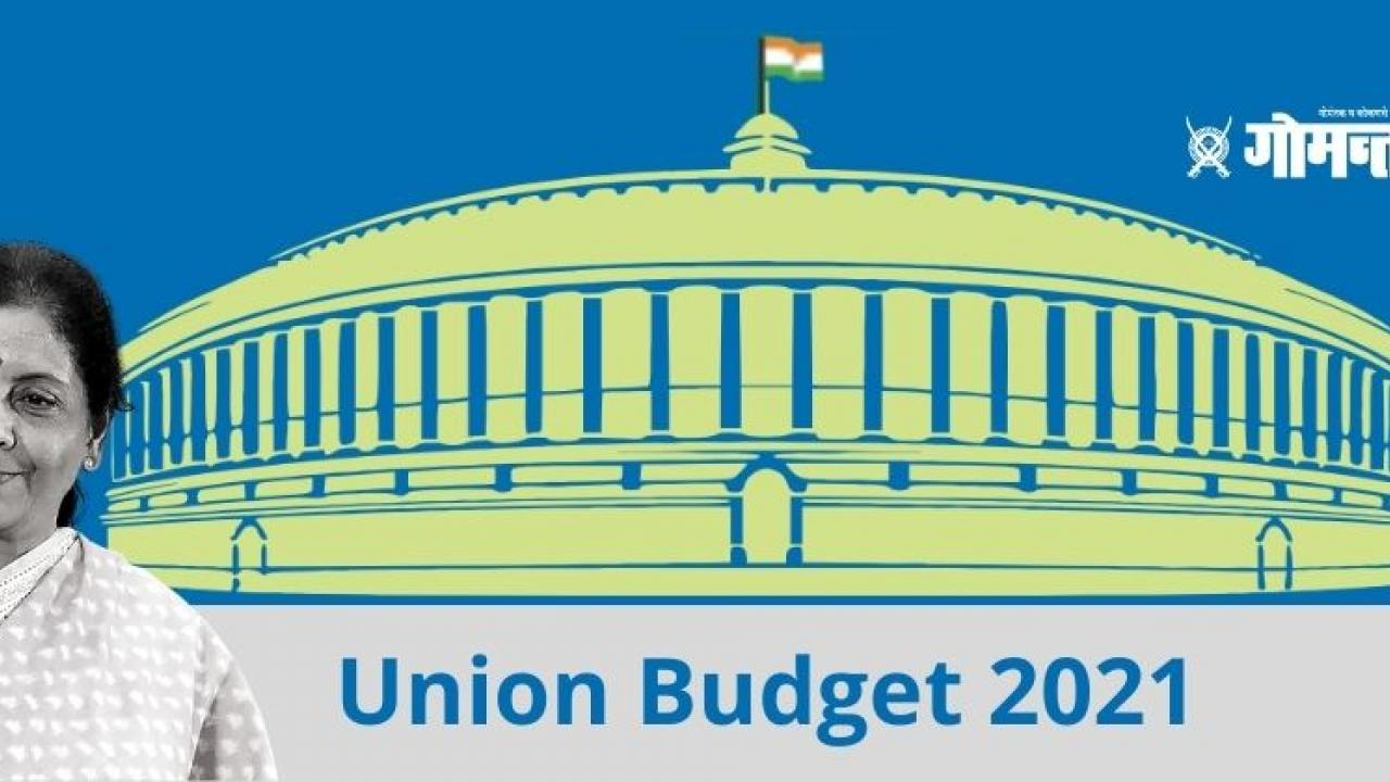 union budget 2021: Finance Minister gives proof of Gurudev Ravindrawath Tagore's promise