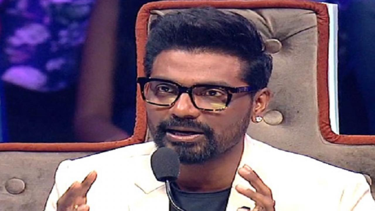 Famous Bollywood director Remo D'Souza shared a video of himself working out