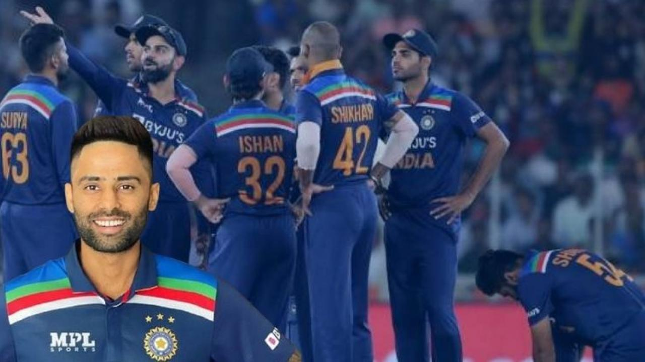 Team India announced for ODI series against England