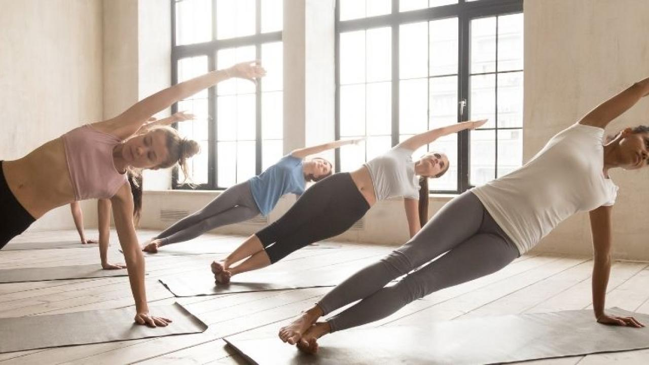 Do yoga to boost the immune system