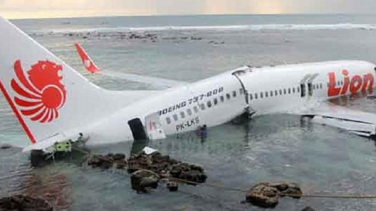 Indonesian Jetliner Crashes Into the Sea After Takeoff Carrying 62 fliers The Boeing 737 500 a Sriwijaya Air flight had taken off from Jakarta