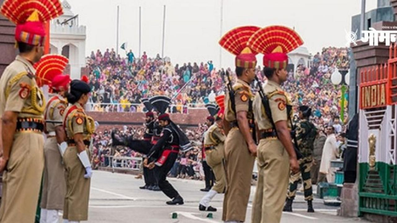 No Beating Retreat ceremony at Wagah Attari this Republic Day