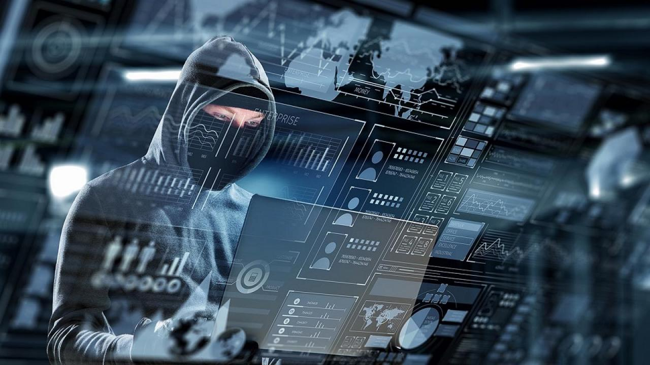 Cyber crime is a challenge