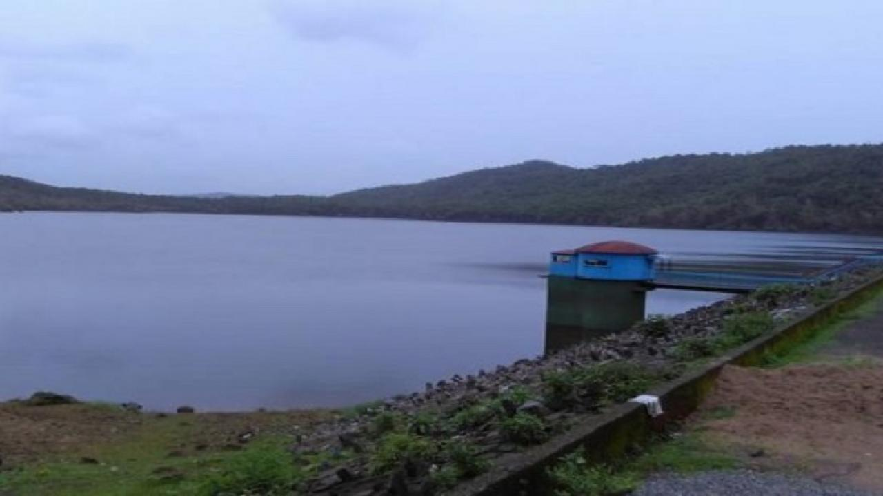 Work of Canacona dam will be completed by the end of December